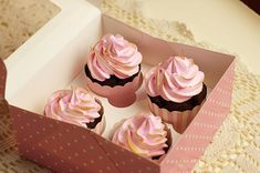 Pink Marshmallow Icing