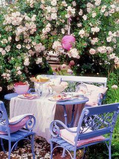 Rose setting