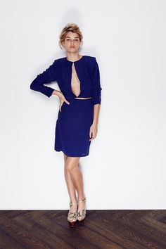 Maurie and Eve | PURE L/S Dress