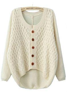 Oversized Comfy Knit Cardi