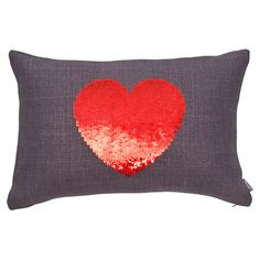 Ankasa Heart Pillow