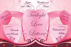 Twilight Love Letters