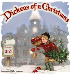 Dickens of a Christmas in Lafayette - West Lafayette, Indiana