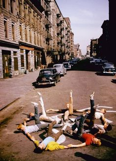 Step Up 2 Dance .... Jets rehearse - West Side Story (1961)