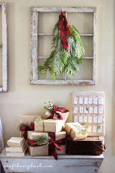 Beautiful Christmas decorations from Craftberry Bush! #laylagrayce #holiday #decor