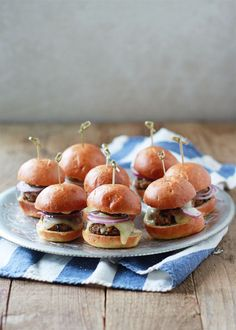Spicy Black Bean Sliders with Chipotle Mayonnaise