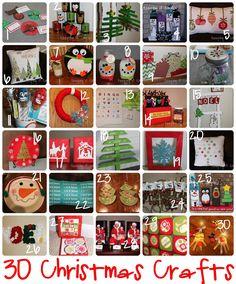 holiday, idea, christmas crafts, fun christma, christma activit
