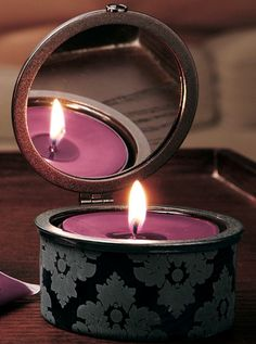 SUPER CUTE tealight candle holder by PartyLite    http://www.partylite.biz/sites/nikkihendrix/productcatalog?page=productgroup&search=true&productGroupId=50810