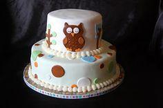 Love this baby shower cake!
