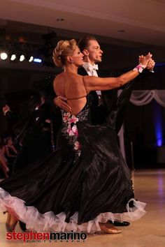 The Tango with Mikolay Czarnecki and Charlene Proctor at the 2013 First Coast Classic in Jacksonville, Florida.  Photo by Stephen Marino.
