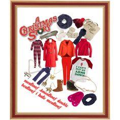 """A Christmas Story Fashion- Randy's Look"" #achristmasstory #theatre #holidays #tennesseerep #nashville #fashion #outfits christma stori, christma thing, a christmas story, repertori theatr, favorit christma, fashion board"
