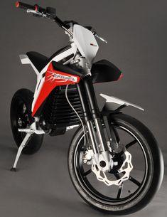electric bike...
