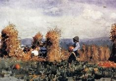 winslow homer in autumn - Google Search