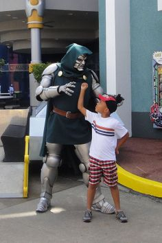 When I travel to Orlando, I'm thankful for how our kids get to be kids! ~Mommy Frog #UndercoverTouristPinterestGiveaway