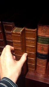 Rare Books 101, Part IV: Handling Rare Books by Rebecca Romney