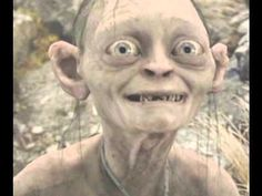 Gollum reads 'Go the F**k to Sleep
