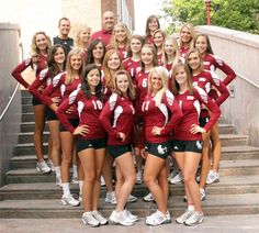 Volleyball Team good picture idea