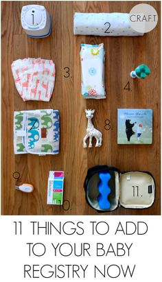 Baby shower checklist {11 things not to forget!}