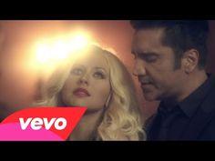 Hoy Tengo Ganas De Ti -- Alejandro Fernández y Christina Aguilera