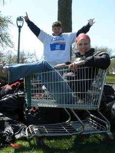 Keep Greater Milwaukee Beautiful - Participate in The Great American Cleanup Day