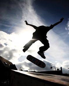 Skateboarding #skate #sk8