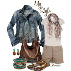 My Style, created by deniselanders on Polyvore