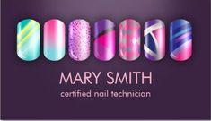Nail Technician subject names