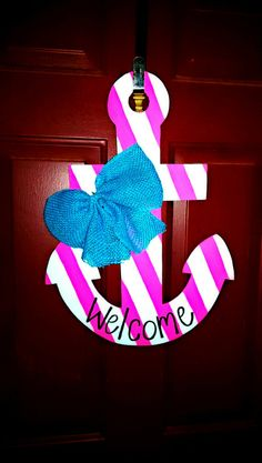 Nautical clipart anchor clip art sailor hat clipart party for Anchor door decoration