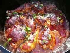 Everyday Dutch Oven: Balsamic Braised Chicken