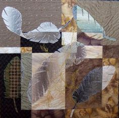 An idea of the earth, Quilt en Sud exhibit 2007