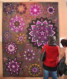 Pinwheels, Tokyo Quilt Festival – WOW!!