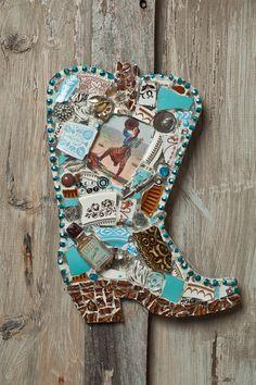 cowboy boot, so cute