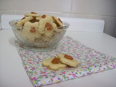 Biscoito de coco by O Tacho da Pepa, via Flickr