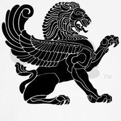 persian lion zoroast