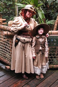steampunk safari via Flickr