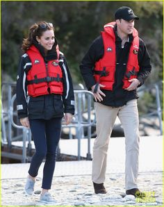 Kate Middleton & Prince William Continue Busy Sunday with Speed Boat Ride! | Kate Middleton, Prince William Photos | Just Jared