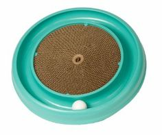 Bergan Turbo Scratcher Cat Toy, Colors May Vary.  List Price: $19.99  Sale Price: $12.97  More Detail: http://www.giftsidea.us/item.php?id=b000iysaiw