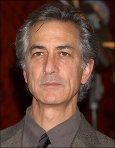David Strathairn. Love him