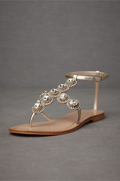 Brilliant Axis Sandals in SHOP Sale at BHLDN $80.00