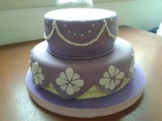Torta Princesita Sofia