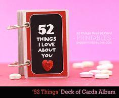 52 reasons love you