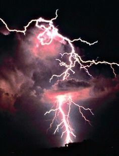 dark, ominous & electrifying
