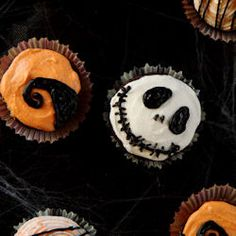 Dark Chocolate Cupcakes - vegan, gluten-free, nut-free, and oh so good! Happy Halloween!