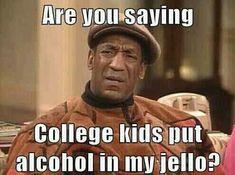 durn college kids