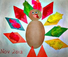 A Thanksgiving craft for kids and a learning activity all in one? This is too cool to miss!