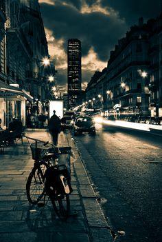 Ghosts of Paris: Black Tower