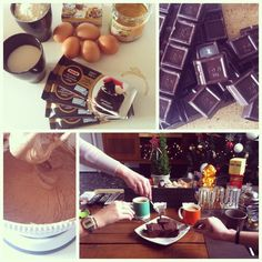 chocolate pie | pastrykia.gr