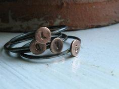 L, O, V, E. rings