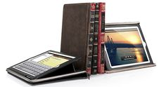 """Twelve South Introduces Newly Redesigned BookBook Case For The iPad"""