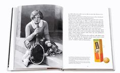 tennis-fashion book